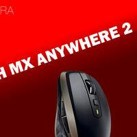 El ratón Bluetooth ultraportátil Logitech MX Anywhere 2 está de oferta a 36 euros por el Amazon Prime Day 2020