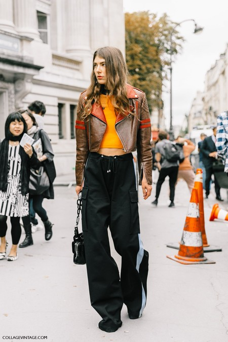 Pfw Paris Fashion Week Ss17 Street Style Outfits Collage Vintage Chloe Carven Balmain Barbara Bui 39 1600x2400