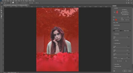 extraer personas en photoshop