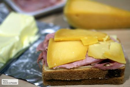 Queso Sanwich Mixto