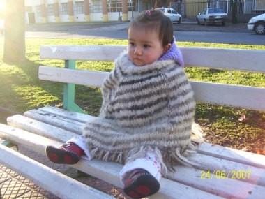 La foto de tu bebé: Isi Annais