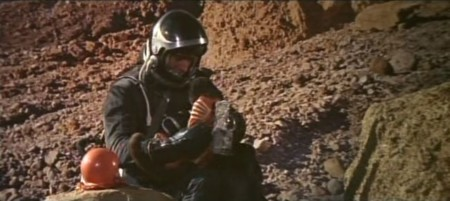 Ciencia-ficción: 'Robinson Crusoe de Marte' de Byron Haskin