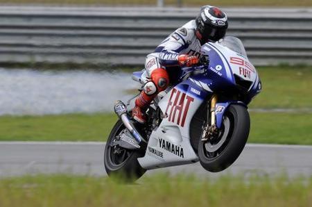 Viernes tranquilos en MotoGP
