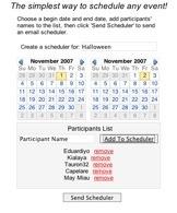 Emailops, planificando eventos mediante correo electrónico