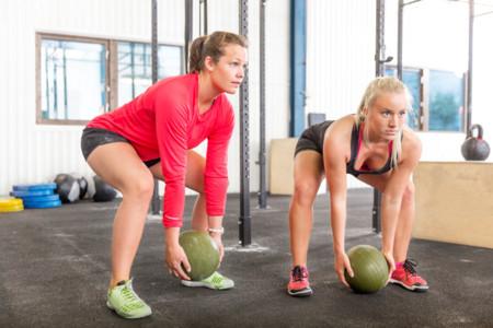 Guía Crossfit (XXI): Slamball o lanzamiento de balón al suelo