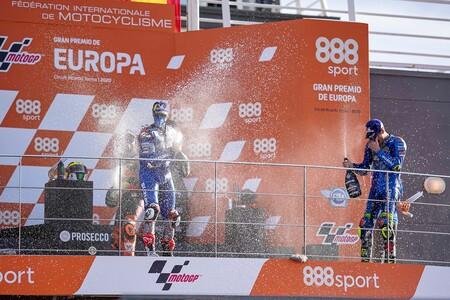 Mir Rins Europa Motogp 2020