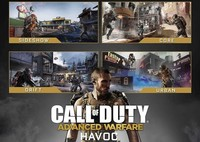 Estos son los cuatro mapas que recibiremos en el primer DLC de Call of Duty: Advanced Warfare