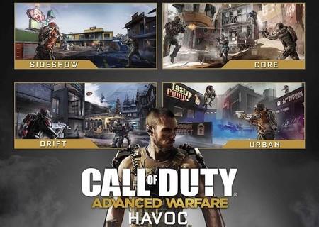 Estos son los cuatro mapas que recibiremos en el primer DLC de Call of Duty: Advanced Warfare
