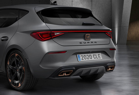 Cupra leon 2020 escapes