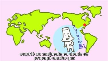 La crisis nuclear de Fukushima para niños (y no tan niños)