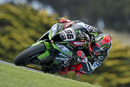 Tom Sykes Australia Superbike 2017