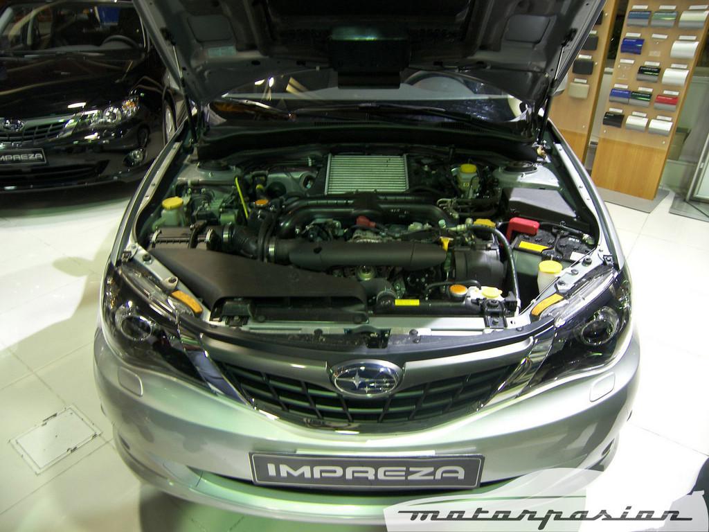 Foto de Presentación Subaru Impreza 2007 (2/33)