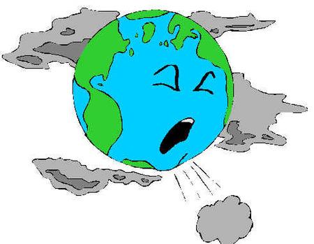 Los niños, más vulnerables a la contaminación atmosférica