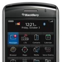 RIM podría tener una BlackBerry 4G en camino