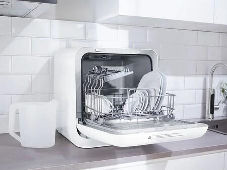 El electrodoméstico de la semana de Lidl; el lavavajillas portátil que no necesita conexión de agua