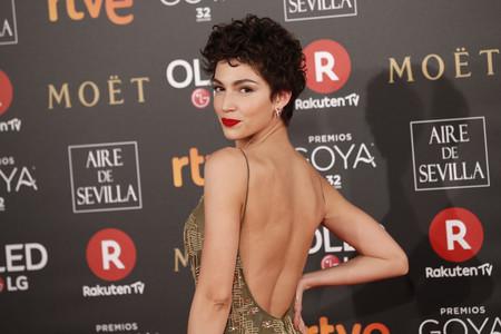 Goyas 2018: Úrsula Corberó se estrella estrepitosamente con su look