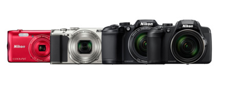 Nikon moderniza la gama Coolpix con vídeo 4k y WiFi