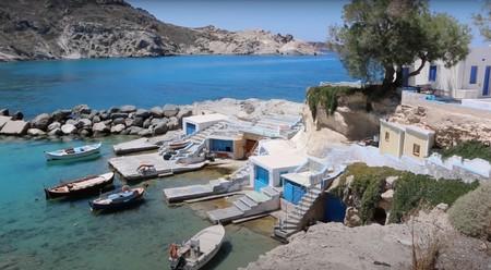 Las playas y pueblos más bonitos de Milos. Vídeos inspiradores
