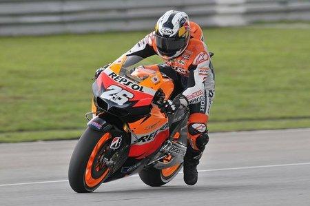 MotoGP Malasia 2011: problemas para los perseguidores de los títulos en juego