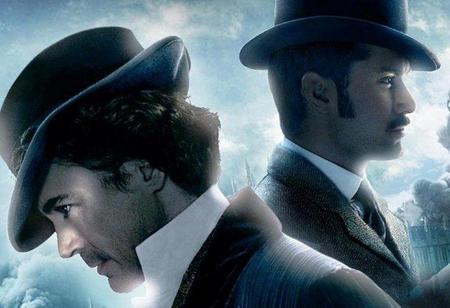 'Sherlock Holmes: Juego de sombras', no es el único, ni genial