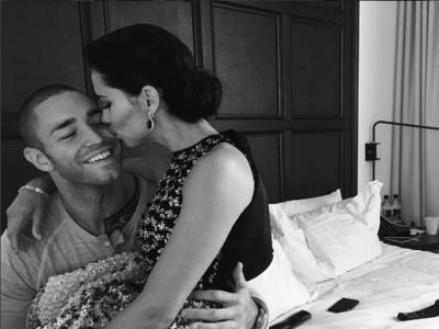 Amor para Adriana Lima y ¿soltería para Kristen Stewart?