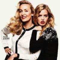 H&M celebra la Navidad rodeado de celebrities