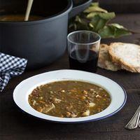 Recetas reconfortantes para combatir el frío en el menú semanal del 16 al 22 de abril