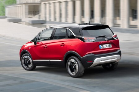 Opel Crossland 2021 3