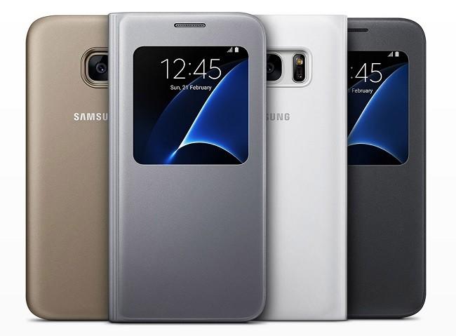 Galaxy S7 Accessories sView