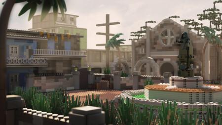 Slums Lego Cod