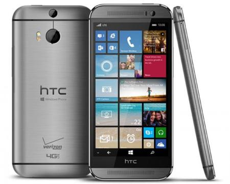 HTC One M8 for Windows, toda la información