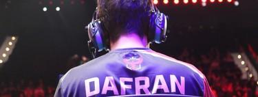 Se retira Dafran: el adiós de uno de los jugadores más talentosos, polémicos y efímeros de Overwatch League