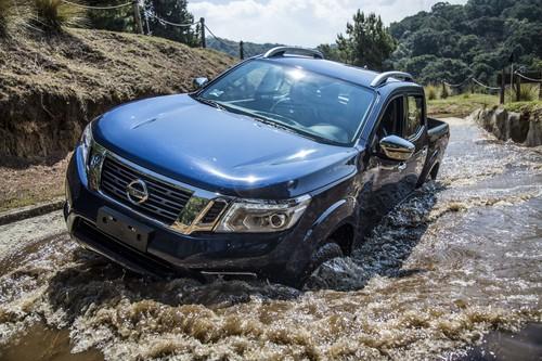 Manejamos la Nissan NP300 Frontier Diésel 4x4. Nunca imaginamos que una pick-up pudiera ser tan divertida