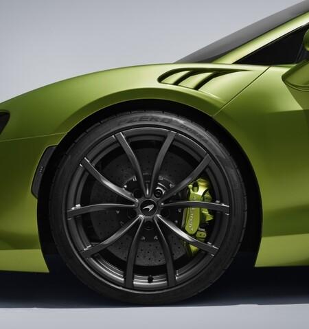 McLaren rueda