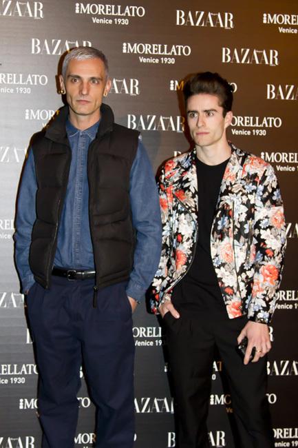 Foto de Famosos en la fiesta segundo aniversario Harper's Bazaar (7/24)