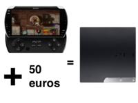 PS3 y PSP Go, 50 euros de diferencia