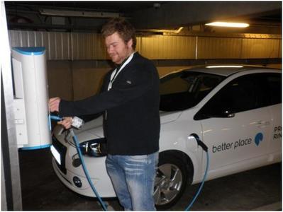 Ahora ya podemos ir de Copenhague a Aalborg en coche eléctrico gracias a Better Place