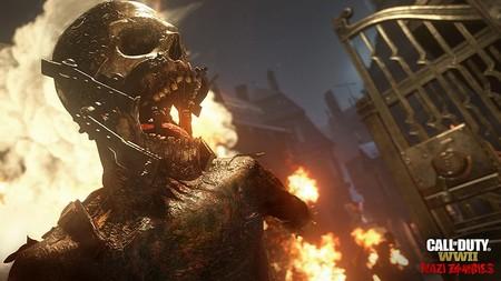 Ya puedes ver el tráiler oficial del nuevo  Call of Duty: WWII Zombis nazis. ¿Un salto al survival horror?