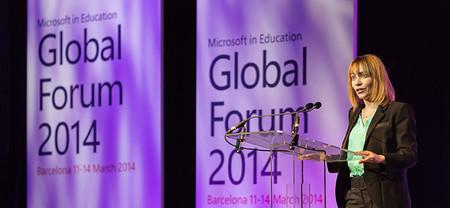 Clausurado el Microsoft in Education Global Forum