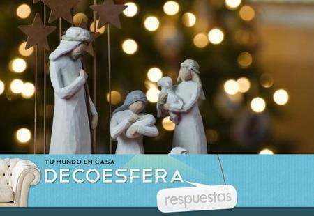 Decoración de Navidad, ¿reciclada, comprada o DIY? La pregunta de la semana