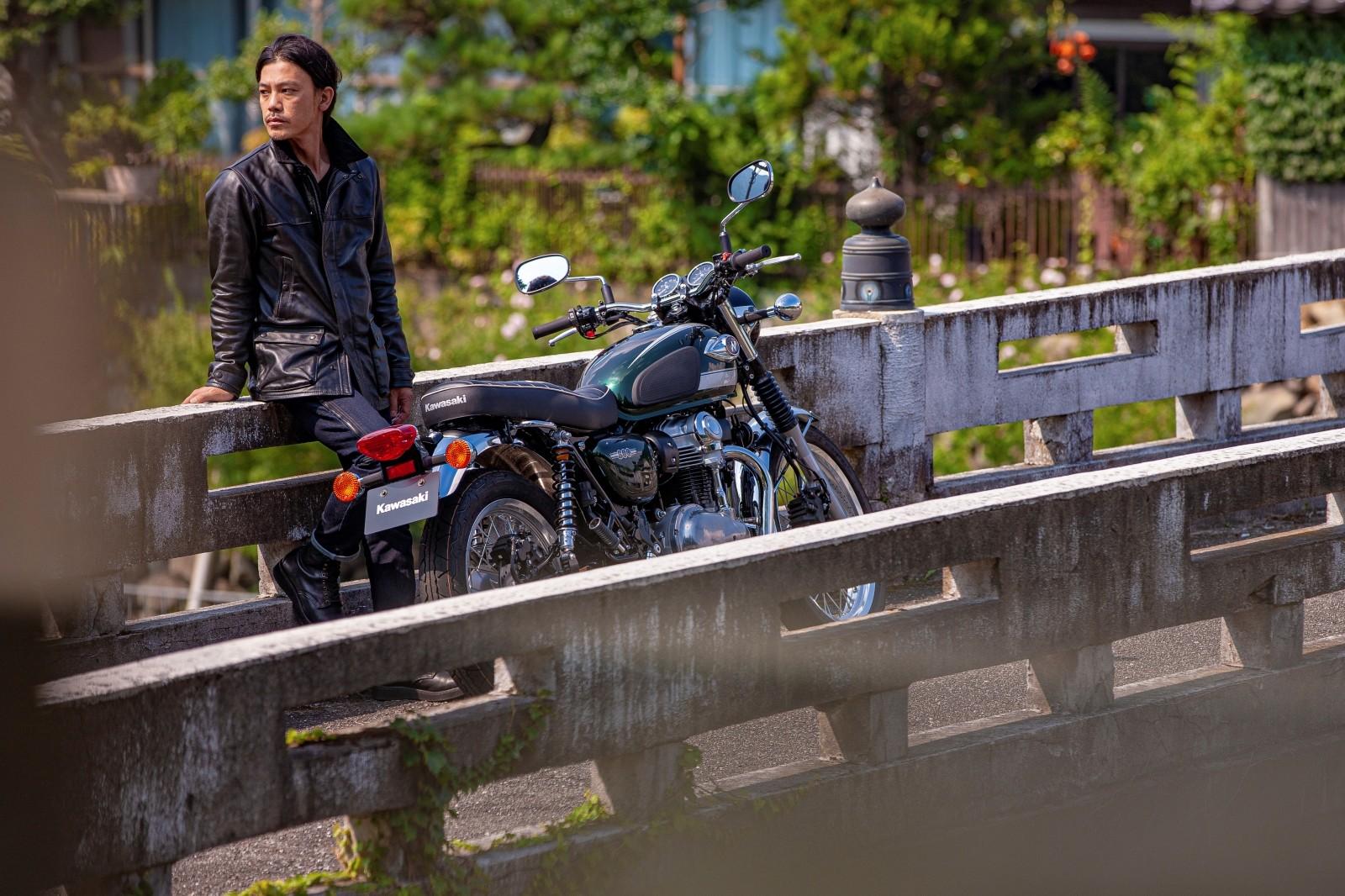 Foto de Kawasaki W800 2020 (18/48)