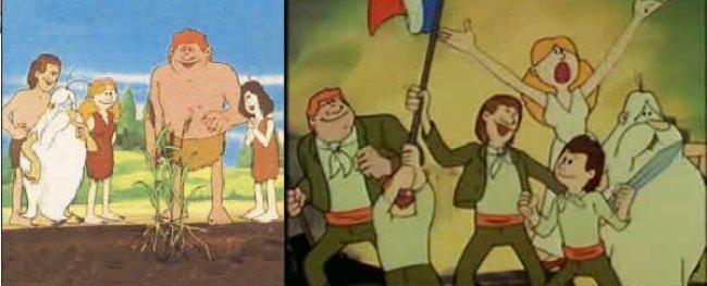 Érase una vez, Nostalgia TV