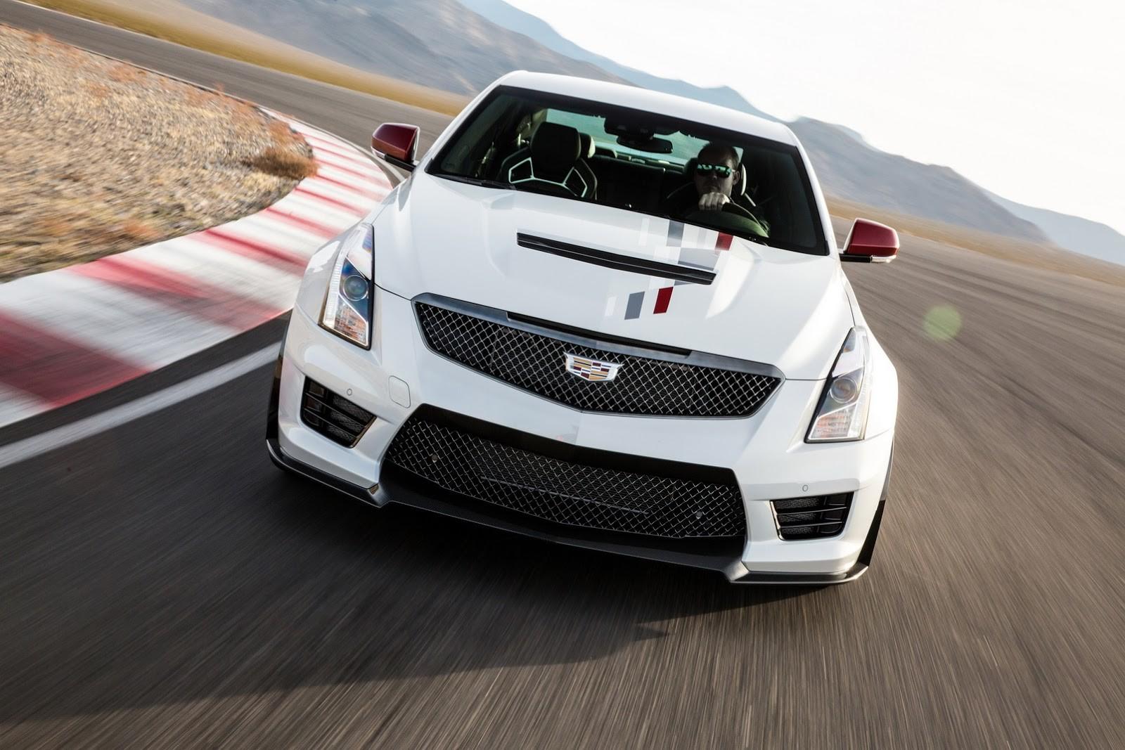 Foto de Cadillac ATS-V y CTS-V Chambipnchip Edition (13/14)