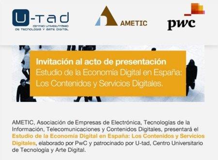 La Economía Digital facturó en España 25.900 millones de euros en 2011