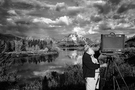 Clyde Butcher, fotógrafo de lo épico y maestro artesano del blanco y negro