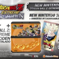 Dragon Ball Z: Extreme Butoden también vendrá en pack con la New Nintendo 3DS