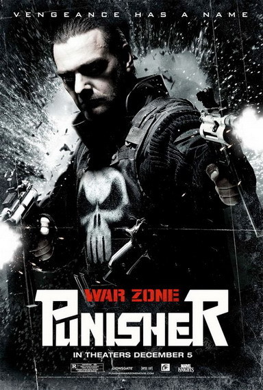 'Punisher: War Zone', nuevo póster