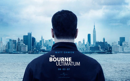 Oscar 2008: The Bourne Ultimatum, mejor edición sonora