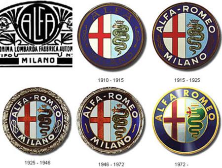 Logos de coches: Alfa Romeo