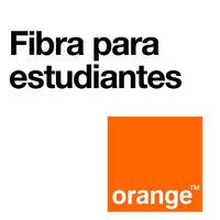 Orange repite su oferta de fibra para estudiantes: 100 Mbps simétricos por 30,95 euros al mes, sin permanencia y con cuota de alta